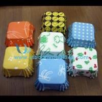 Quality PET PAPER NUTS CUP CANDY CUP CAKE CUP Paper Cake Cup for sale