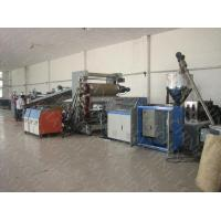 Quality TPU EVA Foam SBS Sheet Production Extrusion Line for sale