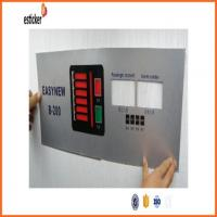 Buy cheap Security Equipment Plastic Front Panel With Hd Audio product