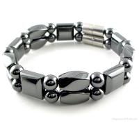 Quality Hematite magnetic Bracelet for sale