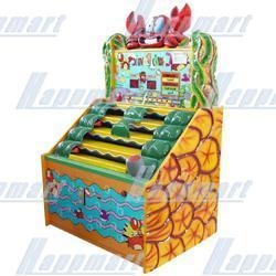 Buy Game Machines Crab Panic Redemption Machine at wholesale prices