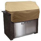 China Veranda Outdoor Patio Island Grill Top Covers on sale
