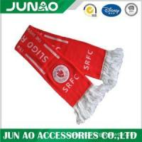 China Knitted pattern design long scarf on sale