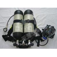 Buy cheap RHZKF6.8/30-2 Firefighting Positive Pressure Air Breathing Apparatus With Double Cylinders from wholesalers