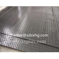 Quality Hdpe ground protection mating / outdoor ground mat for sale