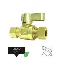 Buy cheap STRAIGHT VALVE - LEAD FREE product