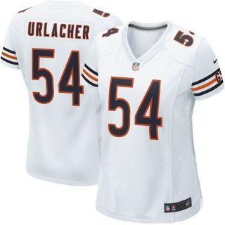Buy Nike Brian Urlacher Chicago Bears Women's Navy Blue Alternate Game Jersey at wholesale prices