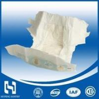 Quality Cloth-like China Diaper/Baby Nappy Factories/Disposable Baby Nappy with Magic Tapes for sale