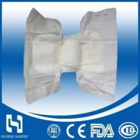 Quality High absorbent disposable adult diaper for old man for sale