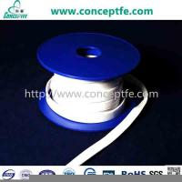 China Buy Cheap Virgin PTFE Expanded Joint-sealant Sealing Elastic Tape for Gasket Manufacturers on sale