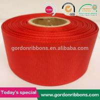 China 3 inch Grosgrain Ribbon for gift wrapping on sale