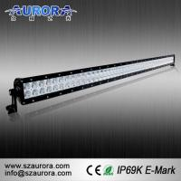 Buy cheap Waterproof and Tough AURORA 50inch LED Bulbs Dimmable LED Bar Lights for Car from wholesalers