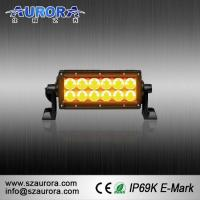 Buy cheap High Brightness AURORA 6inch Amber Fog Lights Amber Colored Lights from wholesalers