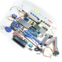 China UNO R3 KIT Upgraded version of the Starter Kit the RFID learn Suite LCD 1602 with plastic box on sale