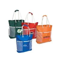 Quality Rope Handle Polyester Beach Tote Bag for sale