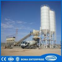 Quality Hot selling high demend machine 60m3/h concrete batching plant in Stock for sale