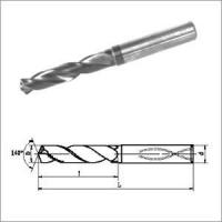 Quality Solid Carbide Internal Cooling Twist Drill for sale