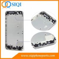 Quality Replacement For Apple iPhone 5S Rear Housing From China (Silver) for sale
