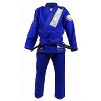 China Bull Terrier Limited 2016 BJJ Gi - Blue on sale