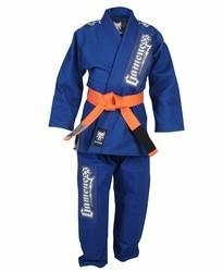 Buy Gameness Kids Gi Blue at wholesale prices