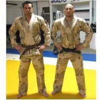 Quality Fuji CAMOUFLAGE GI Bjj Uniform - Limited Edition !! - Free ship/handling for sale