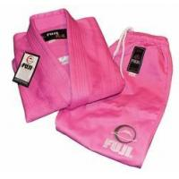 Quality Womens Fuji Pink Bjj All Round Gi for sale