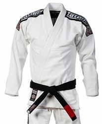 Buy Tatami Nova 2015 BJJ GI - White - FREE White Belt Item# k591 at wholesale prices
