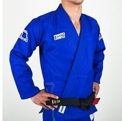 """Buy Manto """"DIAMOND """" Competition Lightweight BJJ GI Blue at wholesale prices"""