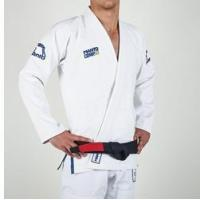 China Manto DIAMOND  Competition Lightweight BJJ GI White on sale