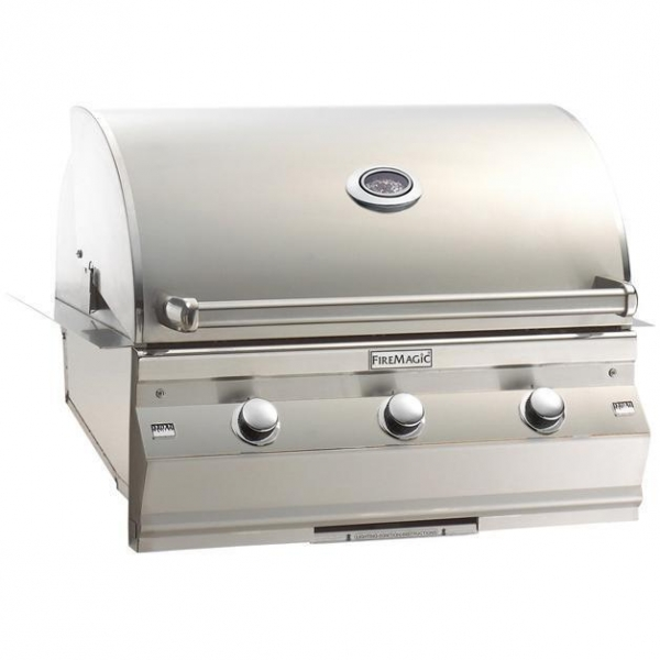 China Fire Magic Choice C540i 30-Inch Built-In Natural Gas Grill - C540i-1T1N
