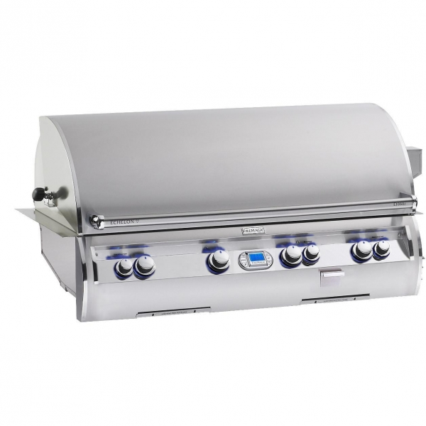 China Fire Magic Echelon Diamond E1060i 48-Inch Propane Gas Built-In Grill - E1060i-4E1P