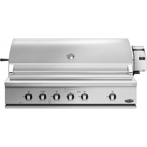 China Lion 40-Inch Built-In Gas Grill - L90000 Stainless Steel Natural Gas