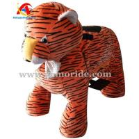 AT0605 tiger baby animal ride on zoo ride on game in amusement park