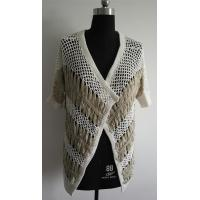 Buy cheap long cardigan sweaters for women Fashion Women Crochet Cardigan Sweater from wholesalers