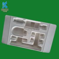 Quality Customized Biodegradable compostable antistatic packaging trays for sale