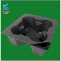 Quality Biodegradable dissolving grade recyclable packaging trays for sale