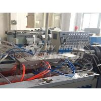 Buy cheap PVC wooden plastic extrusion line product
