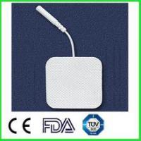 China Reusable TENS/EMS Unit Electrode Pads on sale