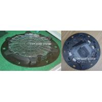 Buy cheap Round Disk Splice Tray/Cassette, 24 Core Optical Fiber Splicing Tray product