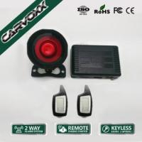 China Two-Way Alarm with Remote Engine Starter CX-2300C on sale