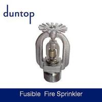 China Fusible fire sprinkler on sale