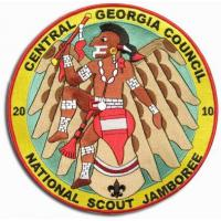 Quality Embroidered scout badges for sale