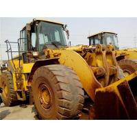 Quality used caterpillar-980G wheel loader for sale