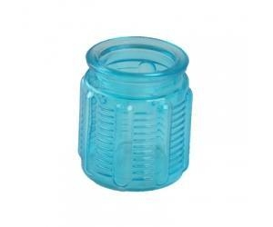 Buy blue candle jar at wholesale prices