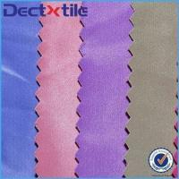 Quality Wholesale china fabric polyester spandex fabric thick spandex fabric for sale