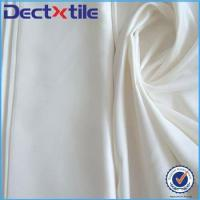 Quality Plain dyed pongee handbag lining material fabric for sale