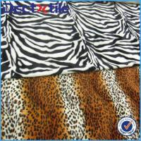 Buy cheap animal world animal leopard cheetah print fabric with animal printing from wholesalers
