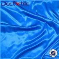 Buy cheap Hot selling stretch satin fabric/spandex satin fabric/elastic satin fabric from wholesalers