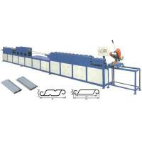 Quality Insulated Roller Shutter slat roll forming Machine for sale