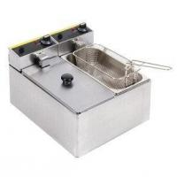 Quality Double Fryer 2 x 3Ltr for sale